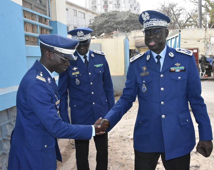 Lutte contre l'insécurité dans le pays: le patron de la Gendarmerie débarque à Kaolack