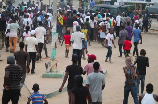 Bataille rangée entre militants de l'Apr: la police de Pikine distribue des convocations