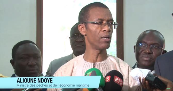 Affaire des licences de pêches: Alioune Ndoye dit ses vérités aux pêcheurs de Saint-Louis