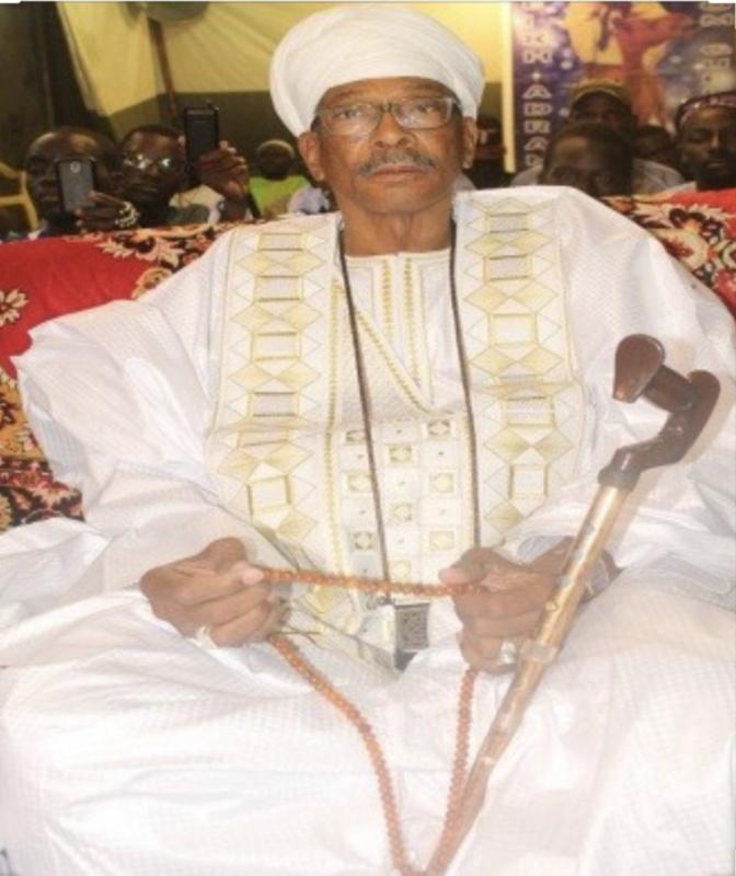 Nécrologie : Cheikh Sidibouya Al Cheikhal Khalifa n'est plus