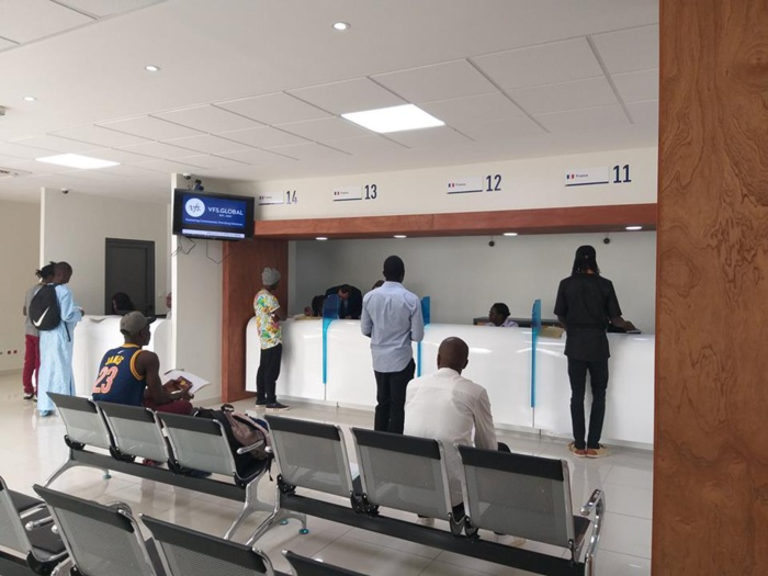 VFS Global : Quand le traitement des demandes de visas rime avec diligence…