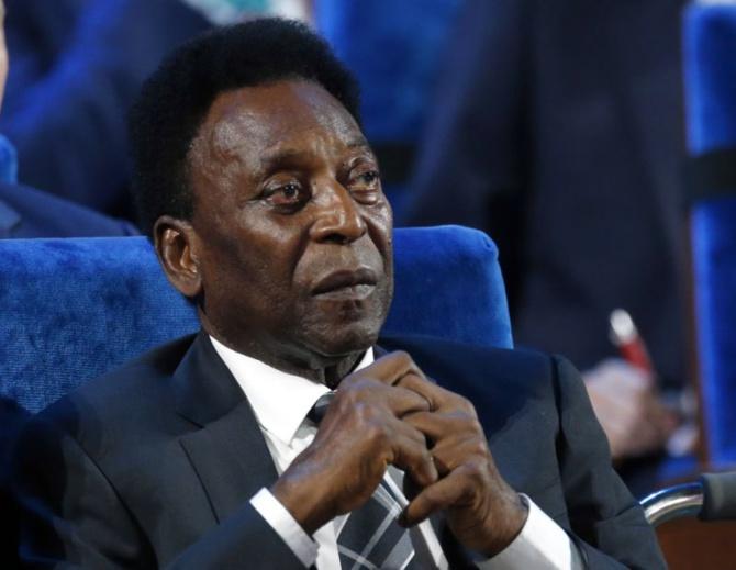 Malade depuis longtemps : Pelé ferait « une sorte de dépression »