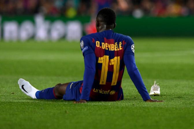Ousmane Dembélé forfait pour l'Euro: La durée de son indisponibilité révélée