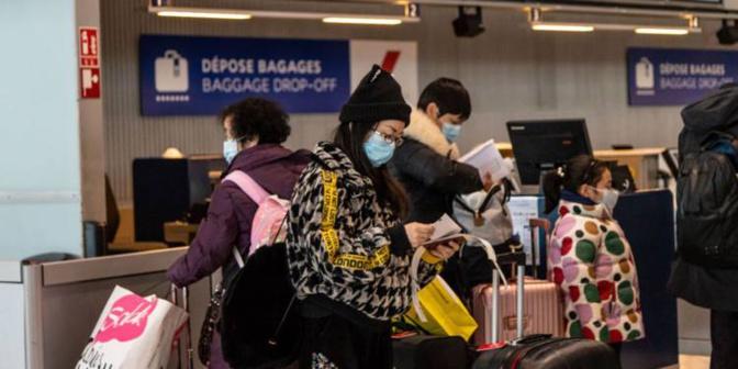 Coronavirus: Le Chinois voulant rallier Dakar par la Compagnie Turkish, démasqué