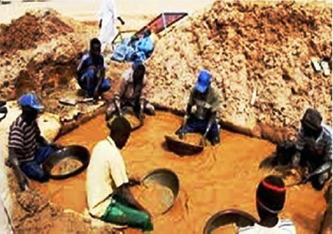 Kédougou: 1,4 kg d'or brut d'une valeur de 33 millions FCfa saisis par la Douane