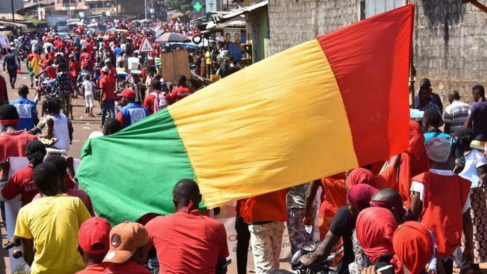 Guinée: Reprise des manifestations anti-Condé, soutenues par Jean-Luc Mélenchon