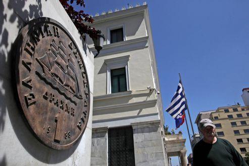Grèce : les scénarios d'une expulsion de la zone euro