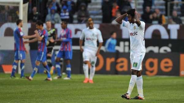 OM : N'Koulou laisse planer le doute sur son avenir