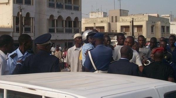 Retard dans l'exécution de leur statut : des policiers manifestent leur colère