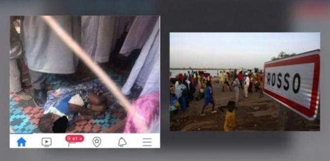 Horreur à Rosso: Une fillette de 4 ans ligotée, violée et tuée