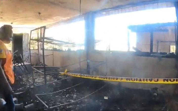 Haïti: 15 enfants tués dans l'incendie d'un orphelinat illégal