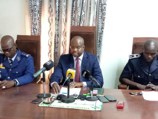 Mort de Lamine Koîta: le Procureur de Fatick annonce l'ouverture d'une information judiciaire