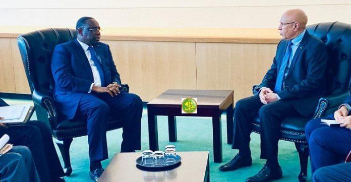 Visite officielle: Macky Sall attendu aujourd'hui à Nouakchott