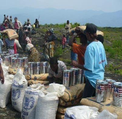 Distribution des vivres à Ndoulo : Valérie Amos magnifie le partenariat entre les acteurs