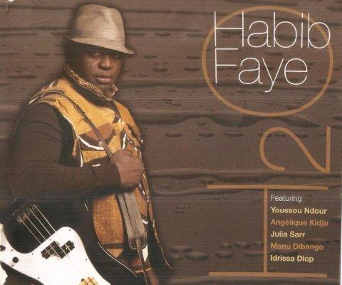Musique - Habib Faye signe H2O : La voix comme instrument de musique