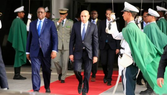 Mauritanie : le président Macky Sall rencontre les ressortissants sénégalais cet après-midi