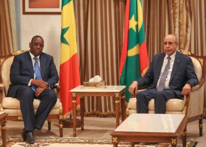 Visite du Président Macky Sall en Mauritanie: 6 accords signés..., la Pêche, la Sécurité, l'Energie, l'Hydraulique et l'Elevage discutés