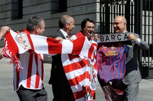 Le football pris en otage par les nationalistes espagnols