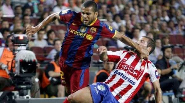 Barça : une première offre de Man City pour Dani Alves