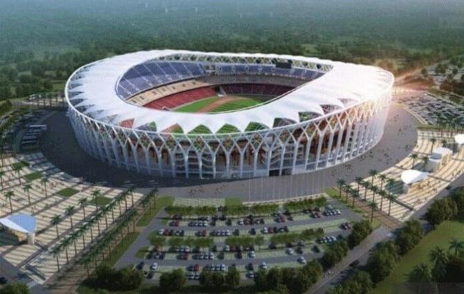 Stade olympique de Diamniadio : le président Macky Sall pose la première, ce jeudi