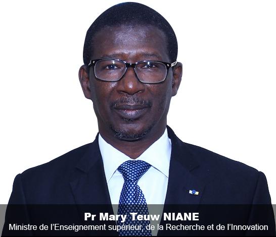 Apr : Mary Teuw Niane, l'ennemi commun