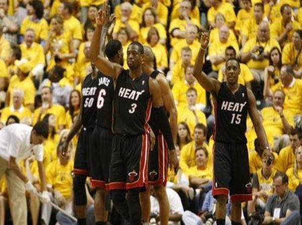 Wade propulse le Heat