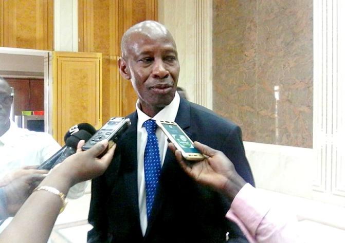 Tensions politiques : Samba Sy accuse l'opposition d'être à la solde d'intérêts étrangers