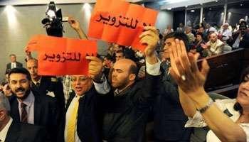 Algérie : l'installation de la nouvelle Assemblée perturbée par les islamistes