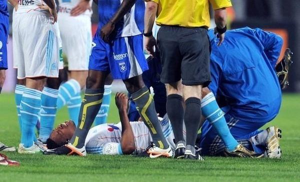 Euro 2012 : Loïc Rémy blessé et forfait, un coup dur pour l'équipe de France