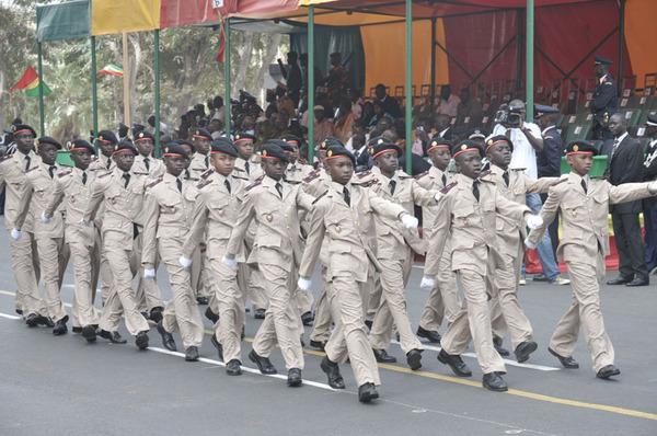 Les études sont terminées pour l'entrée des filles au Prytanée militaire de Saint-Louis