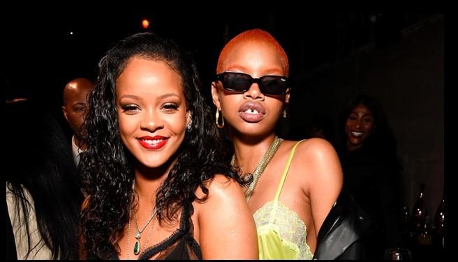 La mannequin préférée de Rihanna…défigurée (Photo)