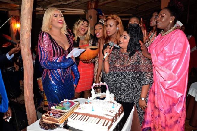 Anniversaire: Admirez ces belles images de la soirée de Guigui à la Calebasse