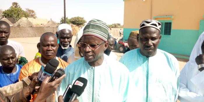 Thiomby: Le maire offre un complexe islamique de 100 millions à Mbokhodof