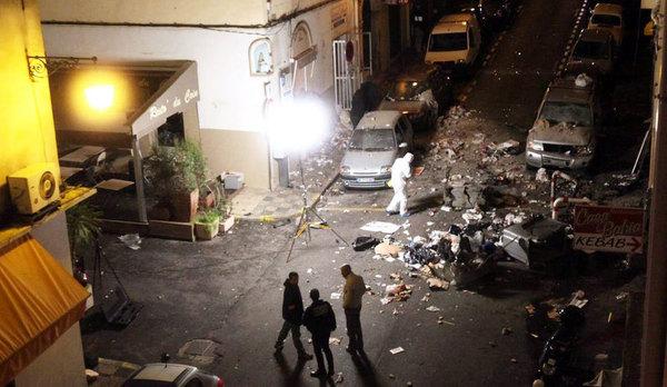 Corse: nouvel attentat à l'explosif