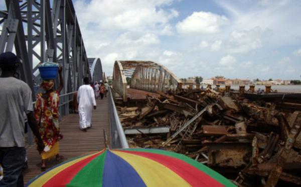 Saint-Louis: La ferraille du pont Faidherbe vendue à …