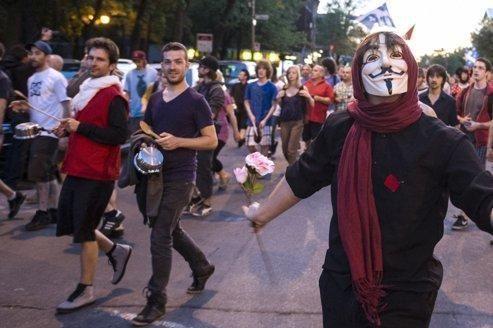 Québec : cent jours de révolte étudiante