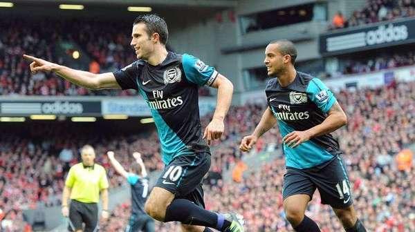 Robin van Persie renvoie Arsenal dans ses cordes !