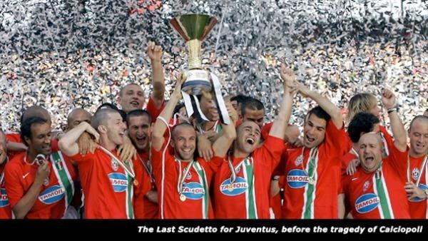 L'Italie du football secouée à nouveau par des scandales de matches truqués
