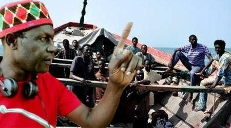 Cannes 2012 : Moussa Touré ramène sa «Pirogue»