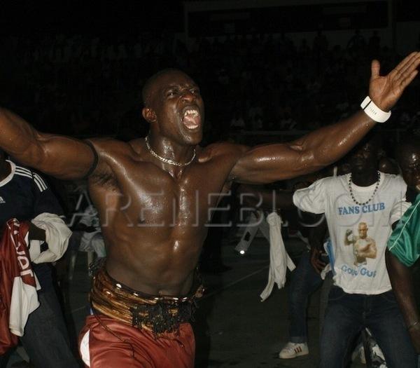 Vainqueur d'Ama Baldé, Gouye Gui à Thiénéba, Tivaoune et Touba pour remercier ses marabouts