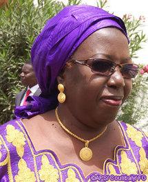 Khoudia Mbaye visite des chantiers de son département, mercredi