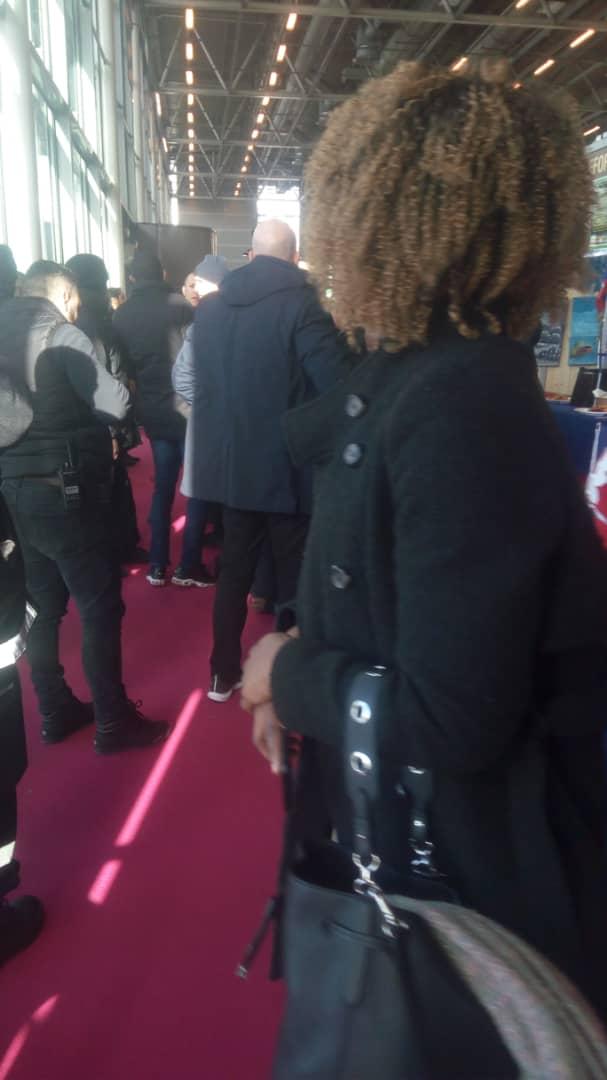 Divergences entre Ouattara et Soro : les Ivoiriens s'entre-déchirent au Salon de l'Agriculture de Paris (images)