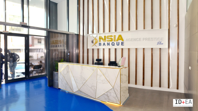Agence Nsia-Banque Vdn: Une catastrophe…matinale !