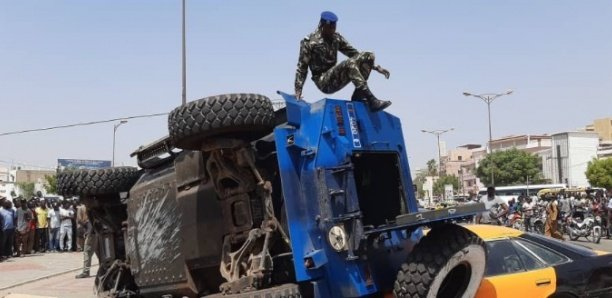 Accident des Allées du Centenaire : 11 blessés dont 3 graves, selon la gendarmerie