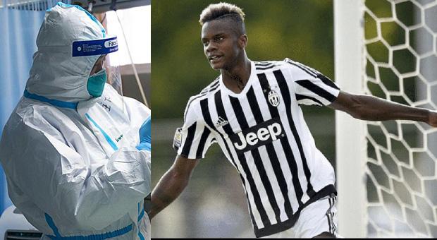 Italie : Un footballeur d'origine nigériane contaminé par le coronavirus
