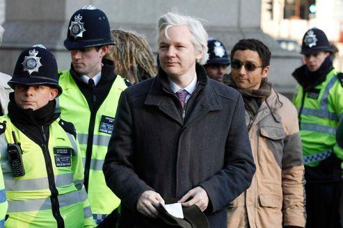 Feu vert à l'extradition d'Assange vers la Suède