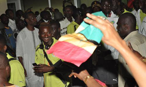 Déplacement pour ouganda-senegal (éliminatoires mondial 2014) : les «lions» rallieront Kampala a bord de la «la pointe sarène»