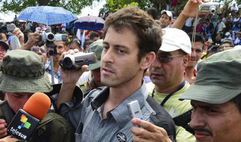 Libre et à Bogota, Roméo Langlois bientôt de retour en France