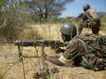 Somalie : l'armée kenyane prend la ville d'Afmadow