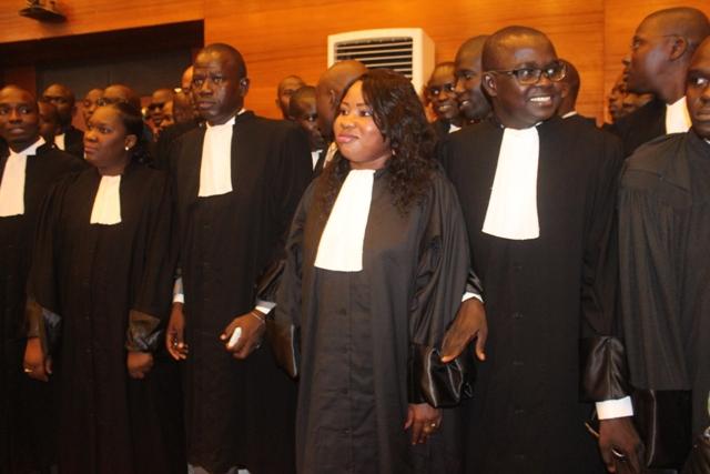 Le barreau sénégalais , un cadre d'excellence infiltré